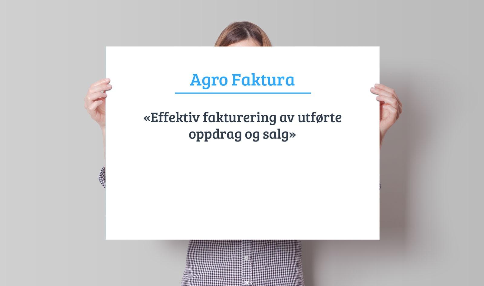 714ac5c81 Agro Faktura - Agro Økonomi