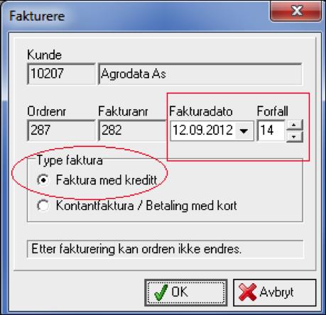 de02d7617 Kom i gang Faktura - Agro Økonomi
